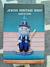 Boston Red Sox 2018 Mensch On A Bench Jewish Heritage Bobblehead Bobble 06/05