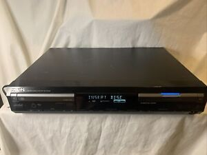 Philips CDR795/17 Dual Tray CD Player & Recorder Recordable - Please Read