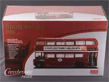 London Routemaster RM21 - 1/24 Sun Star Diecast Model - The Iconic London Bus