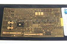 Ship Vessels Detail Update PE 1/700 374 IJN Japanese battleship Ise Fujimi kit