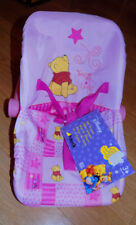 """NEW Disney Hauck Winnie-the-Pooh Doll Carrier Seat, Carrier For 16"""" & Smaller"""