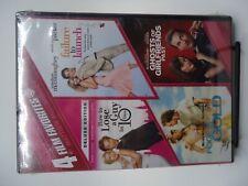 WB 4 Film Favorites Matthew McConaughey DVD NEW REGION 1