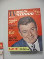 TV-Radio Mirror Magazine -Lot of 14 - 1960 Back Issues feat. Elvis & Rick Nelson