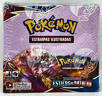 Pokemon TCG Battle Styles Booster Box - New - Portuguese - READ DESCRIPTION