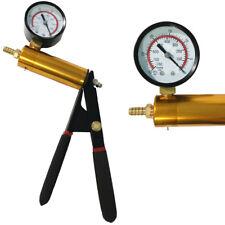 Replacement Metal Brass Enlargment Hand-Held Vacuum Penis Pump w/Pressure Gauge