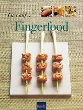 Lust auf ... Fingerfood von Hans-Georg Moritz (2009, Gebunden)