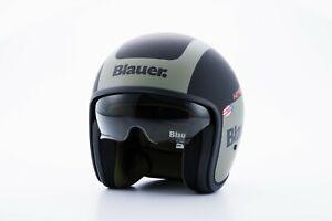 Blauer Pilot 1.1 HT Graphic G Matt Black / Green RRP £209 *FREE UK DELIVERY*