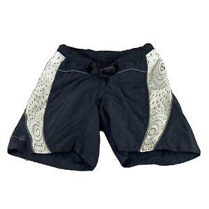 "Oakley 30"" Waist Men's Padded Crotch Bike Belted Waist Shorts -Wsh"