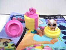 LPS Nests & Nooks Open mystery bag B24 Cat Pink yellow gift Littlest Pet Shop