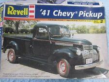 Revell '41 Chevy Pickup 1:25 Model Kit
