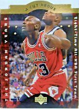 1996 UPPER DECK MICHAEL JORDAN  A CUT ABOVE BULLS #CA3 NBA BASKETBALL CARD