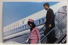 JOHN F. KENNEDY:Love Field-Dallas,Texas  Kunst-Postkarte RAR