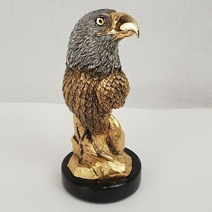 Bald Eagle Bronze Sculpture, K. Cantrell, Numbered Limited Edition, Cody 1995