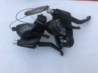 Shimano Brake and GEAR Shifter combo 3 x 7, 21 Speed Set for mech disc brake