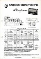 Service Manual Manual for Blaupunkt Colorado 40100 Arizona 40110