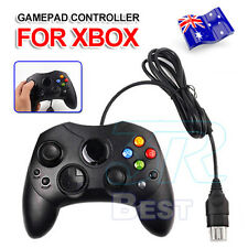 Black DualShock Gamepad Controller Joypad For Microsoft Original XBOX Video Game
