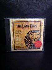 The Lion King Broadway Cast Recording Hans Zimmer Collector Edition Disney Pict