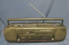 Gpx Model C984Ced - Cd, Cassette, Am/Fm Radio Boombox Tested!