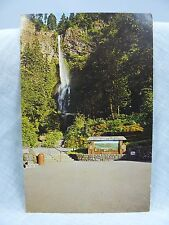 Multnomah Falls Oregon Colombia River Second highest fall in US  620 feet