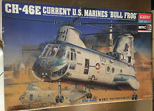 ACADEMY HOBBY MODEL KITS 2226 - 1/48 CH-46E U.S. MARINES BULL FROG - NUOVO