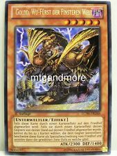 Yu-Gi-Oh - 1x Goldd, Wu-Fürst der Finsteren Welt - LCJW - Legendary Collection 4