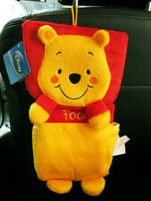 Winnie the Pooh Car Hanging Roll Tissue Cover Disney Decor New Paper Holder