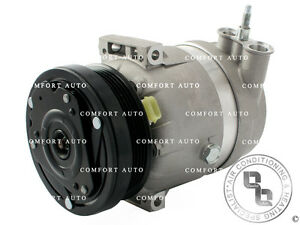 New AC A/C Compressor Fits: 2009 - 2011 Chevrolet Aveo / Aveo 5 L4 1.6L ONLY