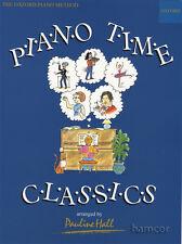 Piano Time Classics Oxford Piano Method Easy Sheet Music Book Pauline Hall