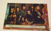 RARE MINT PROMO CARD STARGATE ATLANTIS SEASON TWO P1