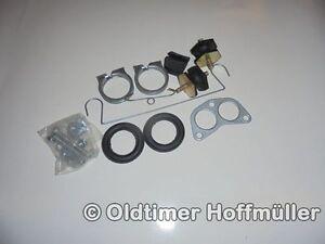 Montagesatz Schalldämpfer Auspuffanlage Renault R12 Walker 12852