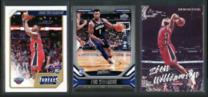 2019-20 Panini Chronicles Zion Williamson Rookie Card Lot Of (3) Pelicans 🔥
