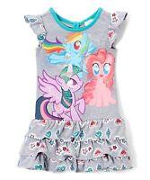My Little Pony Toddler Girls' Ruffle Dress