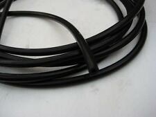 Conductive rubber tube - Tens Estim 6.5mm o/d x3.75mm i/d MADE IN ENGLAND