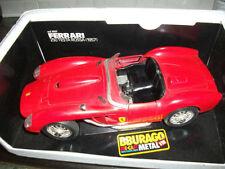 Ferrari Bburago Gold Diecast Cars, Trucks & Vans