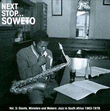 Next Stop Soweto Vol. 3: Giants, Ministers And Makers- Jazz In South Aftrica 196
