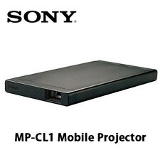 Sony MP-CL1 Mobile Projector Mini Laser Beam Scanning Home Theater HD Wi-Fi