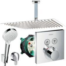 Hansgrohe Unterputz Duschsystem mit 300mm Kopfbrause Metris Croma 100 iBox