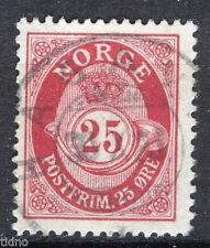 Norwegen 1920-29, NK 123 Sohn Hagavik 30-X-23 (HO - 5 Klasse)