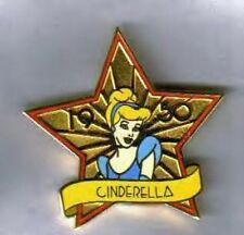 Disney Cinderella 1950 Studio Stars pin/pins