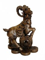 """4"""" Money Sheep Statue for New Year - Year of the Sheep"""