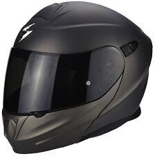 Casco Scorpion Exo-920 Solid Matte Anthtacite talla XL