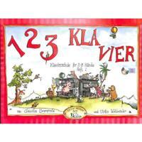 1 2 3 KLAVIER - Klavierschule für 2 - 8 Hände - Heft 1