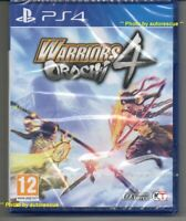 Warriors Orochi 4   'New & Sealed'   *PS4(Four)*