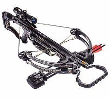 Barnett Crossbows Whitetail Hunter Camo 340FPS 4x32 Scope Crossbow Package 78038