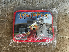 Albuquerque Isotopes Collapsible Lunch Pail Orbit New