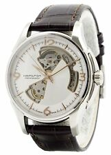 Hamilton Jazzmaster Viewmatic Automatic Open Heart H32565555 Mens Watch