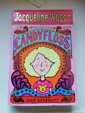 Jacqueline Wilson - Candyfloss - Paperback - Very Good