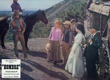 CAMERON MITCHELL DIANE CILENTO HOMBRE  1967 VINTAGE PHOTO LOBBY CARD #2