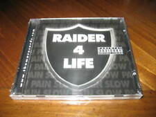 Chicano Rap CD Slow Pain - Raider 4 Life - SEVEN Lil Demon Bigg Bandit Sniper