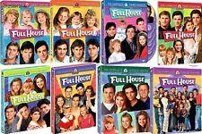 Full House ~ komplette Serie ~ Season 1-8 (1 2 3 4 5 6 7 & 8) ~ NEU DVD Set